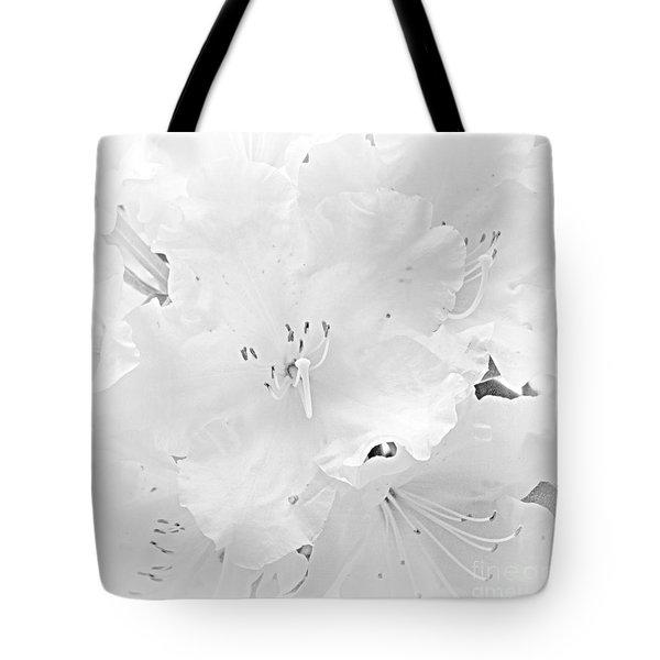 White  Rhoadie Tote Bag