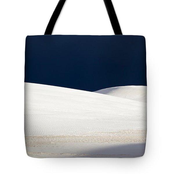 White Sands Dark Sky Tote Bag