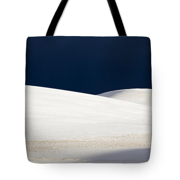 White Sands Dark Sky Tote Bag
