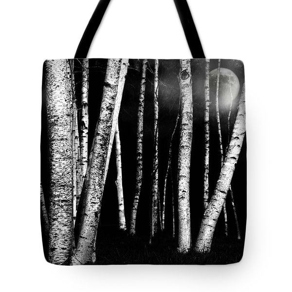 White Walls Tote Bag by Diana Angstadt