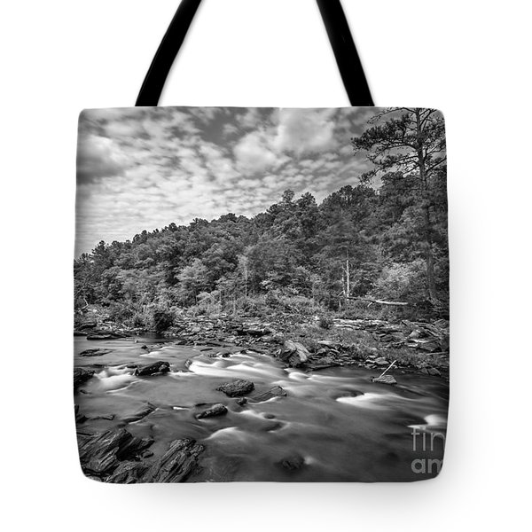 Tote Bag featuring the photograph Sweetwater Creek by Bernd Laeschke