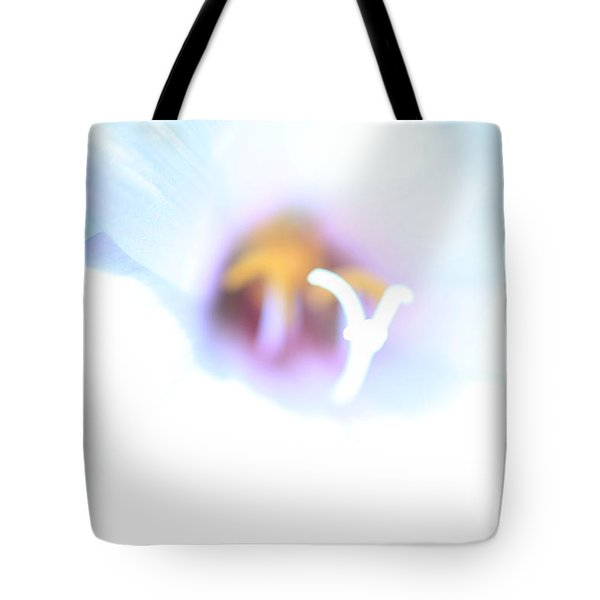 Tote Bag featuring the photograph Whiteout by Greg Allore