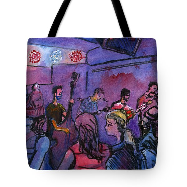 Whitewater Ramble At The Barkley Tote Bag by David Sockrider
