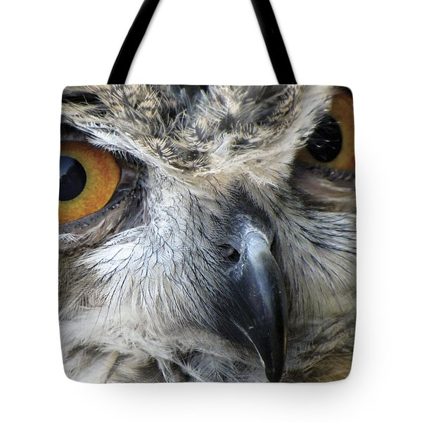 Who Tote Bag by Bob Slitzan