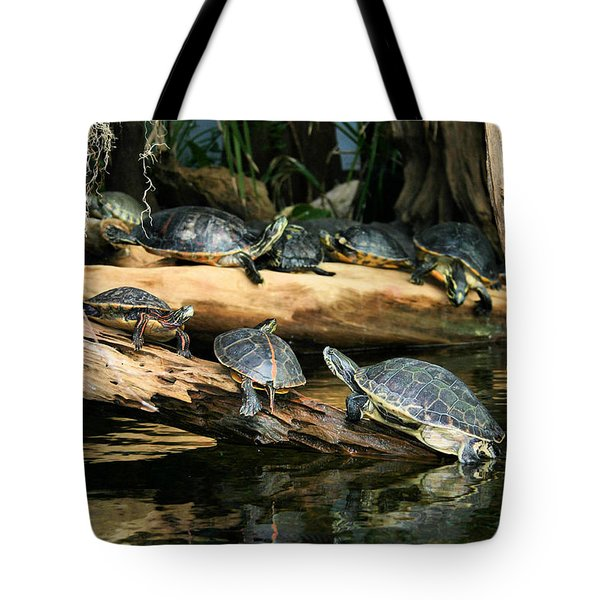 Who Called This Meeting Anyway Tote Bag by Kristin Elmquist
