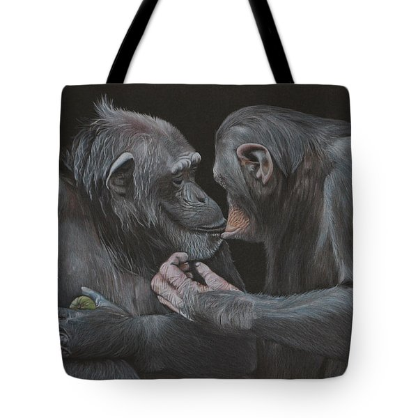 Who Gives A Fig? Tote Bag by Jill Parry
