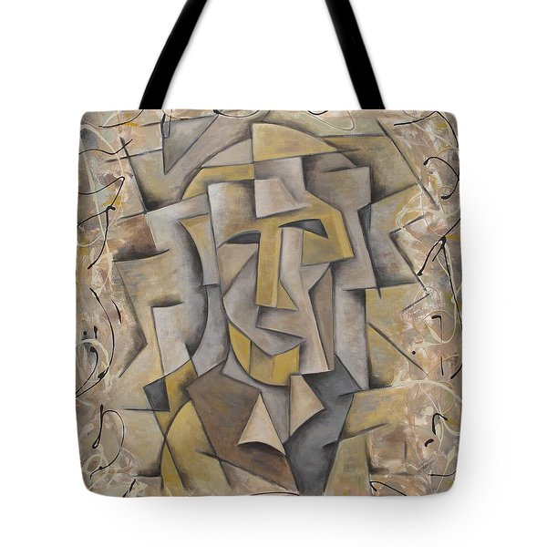 Who Is John Gault? Tote Bag by Trish Toro