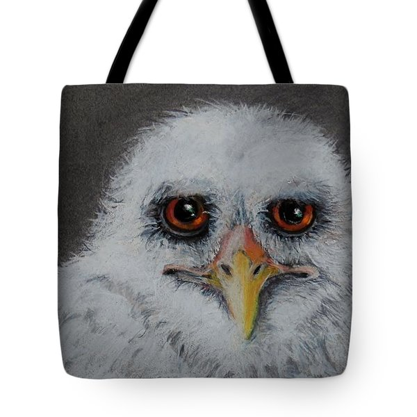 Who? Tote Bag by Jean Cormier