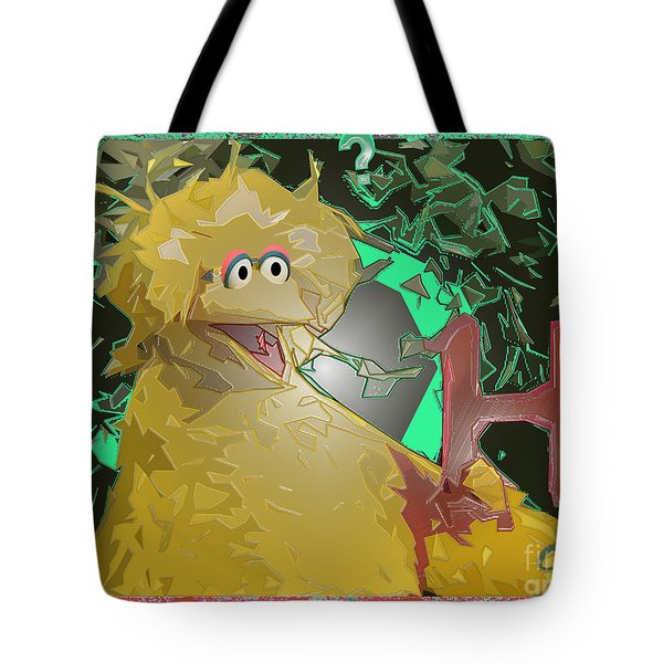 Who The Hell Is Next Tote Bag by Feile Case