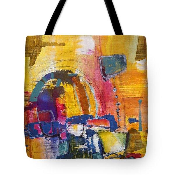 Whoopsadaisy Tote Bag