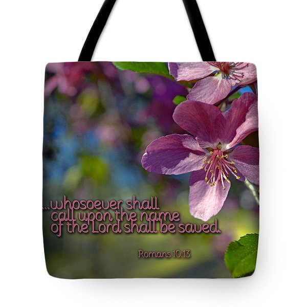 Whosoever Tote Bag by Larry Bishop