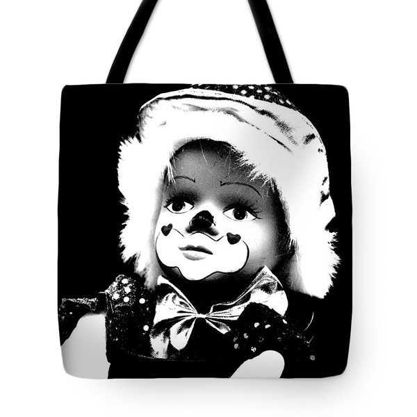 Why? Tote Bag by Linsey Williams