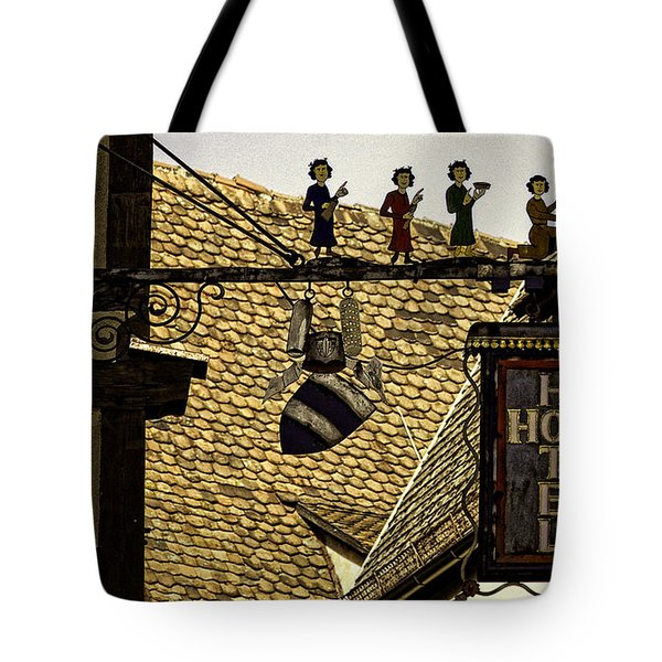Why Not? Tote Bag by Joanna Madloch