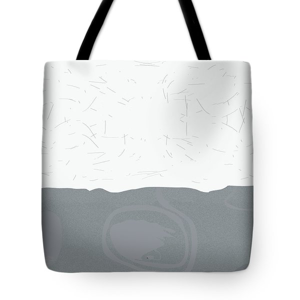 Why Shouldn't There Be Secrets Buried Tote Bag