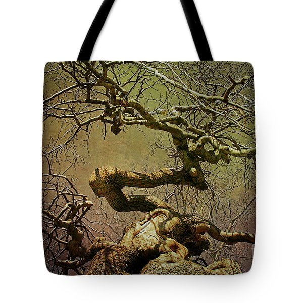Wicked Tree Tote Bag