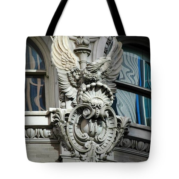 Tote Bag featuring the photograph Wicked Window by Christiane Hellner-OBrien