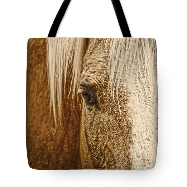 Wickenburg's Palomino Gold Tote Bag
