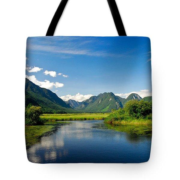 Widgeon Valley Tote Bag