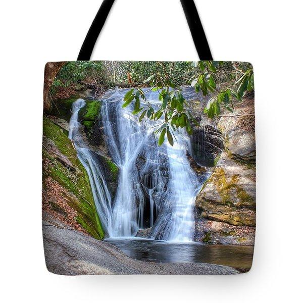 Widows Creek Falls Tote Bag
