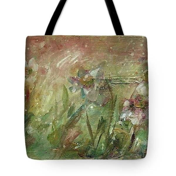 Wil O' The Wisp Tote Bag by Mary Wolf