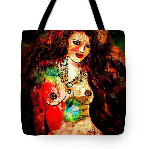 Wild And Free Tote Bag by Natalie Holland