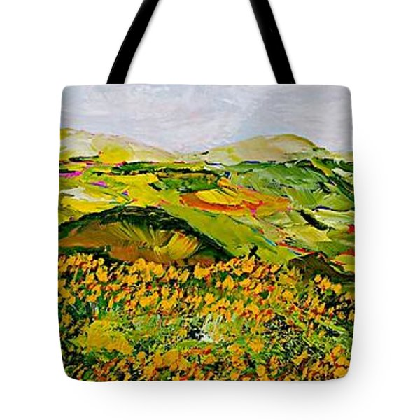 Wild And Robust Tote Bag by Allan P Friedlander