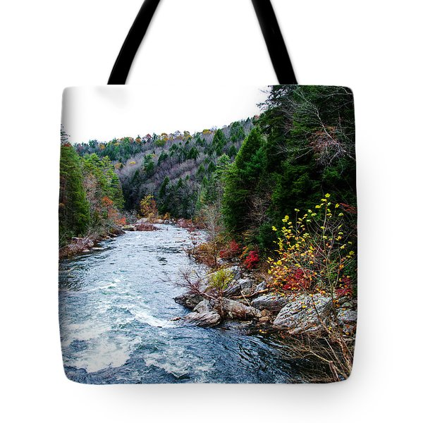 Wild And Scenic Obed River Tote Bag