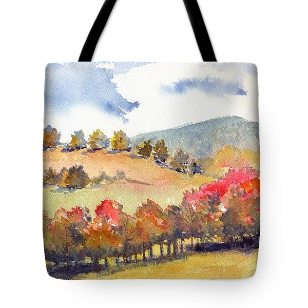Wild And Wonderful Tote Bag by Katherine Miller