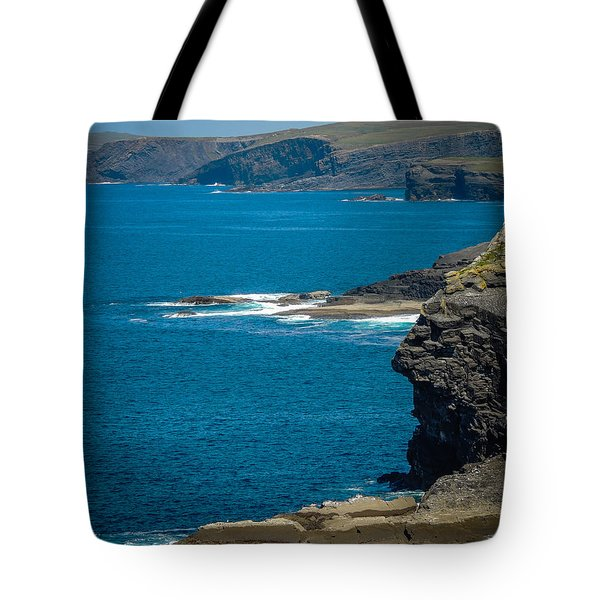 Wild Atlantic Coast Tote Bag