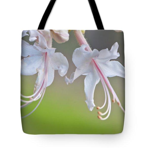 Wild Azalea Tote Bag