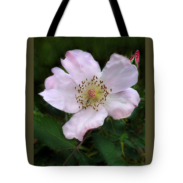 Wild Carolina Rose Tote Bag