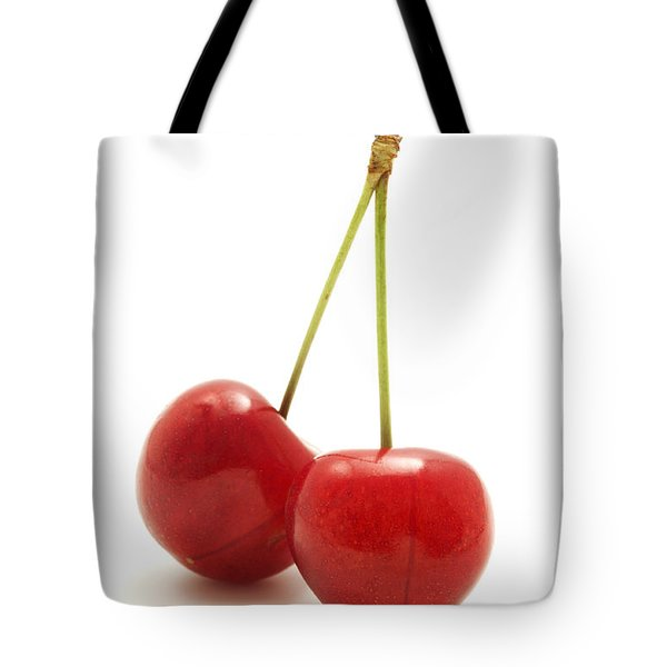 Wild Cherry Tote Bag