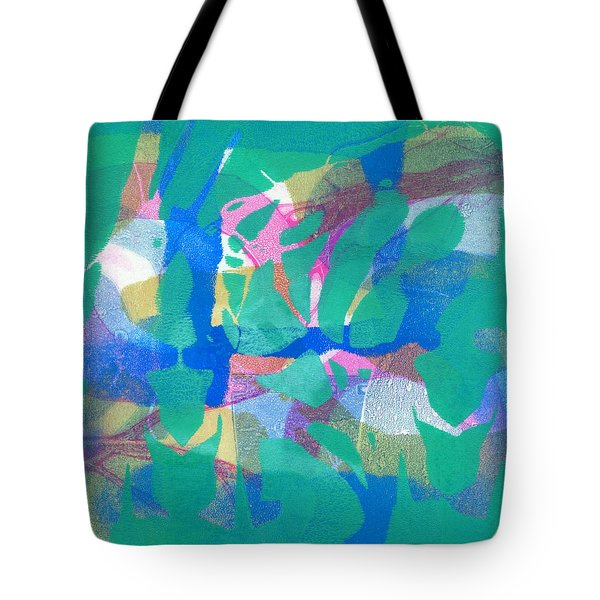 Wild Dance Tote Bag by Catherine Redmayne