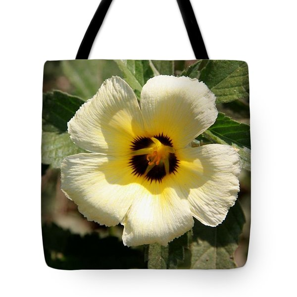 Wild Flower Tote Bag by Ramabhadran Thirupattur