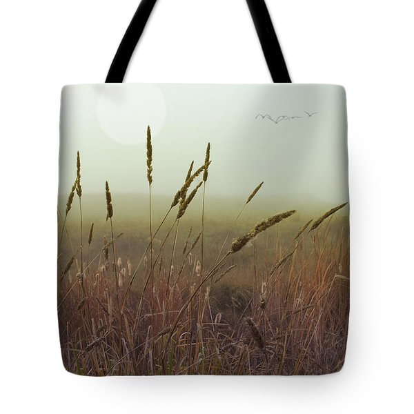 Wild Grass Tote Bag