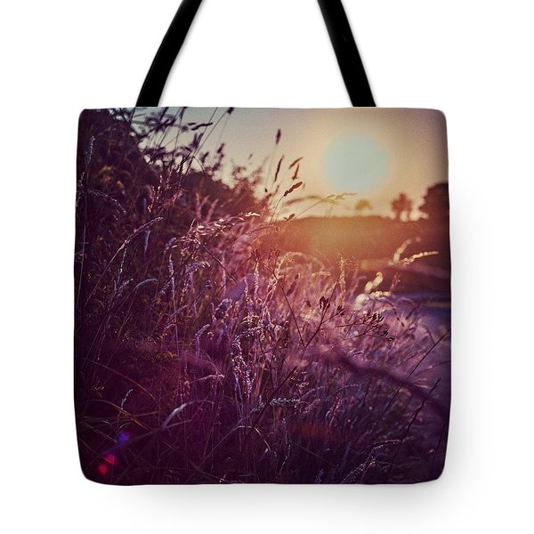 Wild Grasses. Life Is Supposed To Be Tote Bag