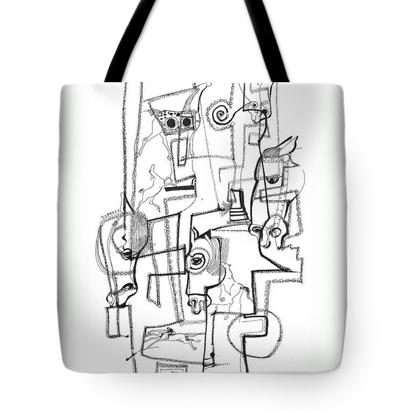 Wild Horse Day  Tote Bag by Mary Armstrong