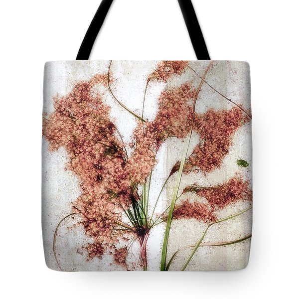 Wild Indian Rice In Autumn #2 Tote Bag