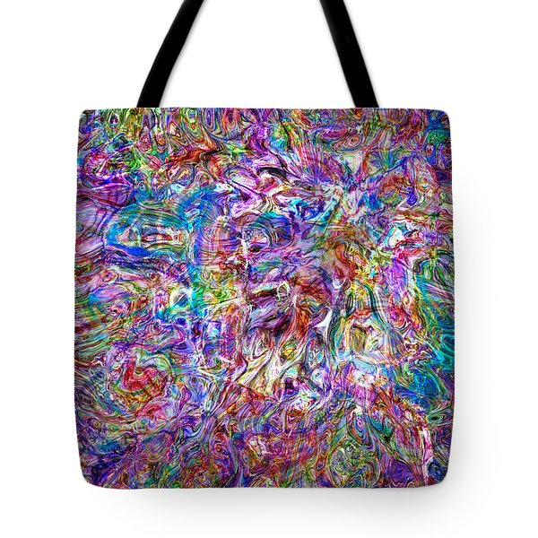 Wild Tote Bag by Matt Lindley
