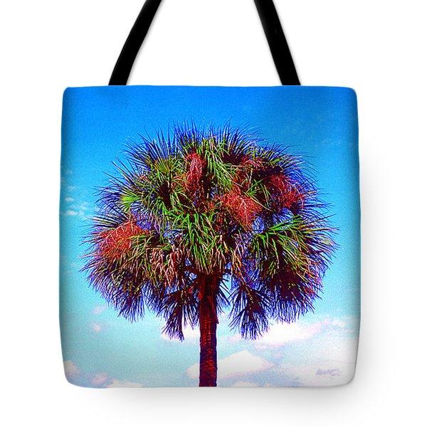 Wild Palm 1 Tote Bag