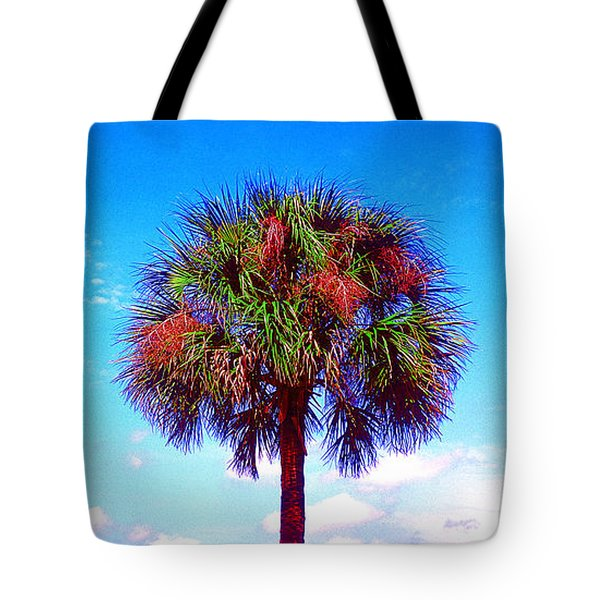 Wild Palm 1 Tote Bag