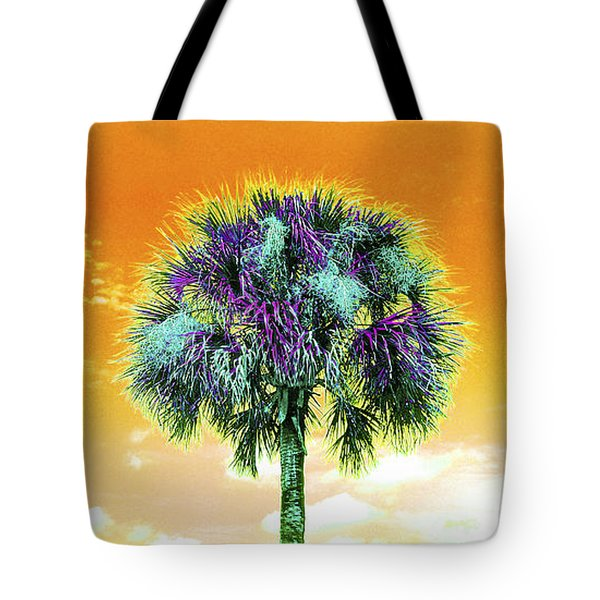 Wild Palm 5 Tote Bag