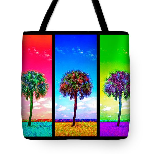 Wild Palms X5 Tote Bag