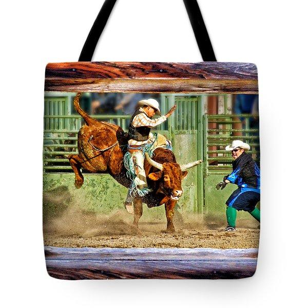 Wild Ride Tote Bag