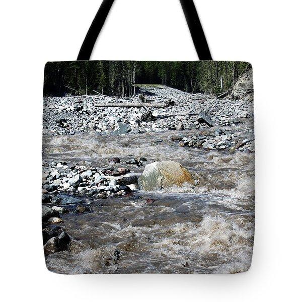 Wild River Tote Bag
