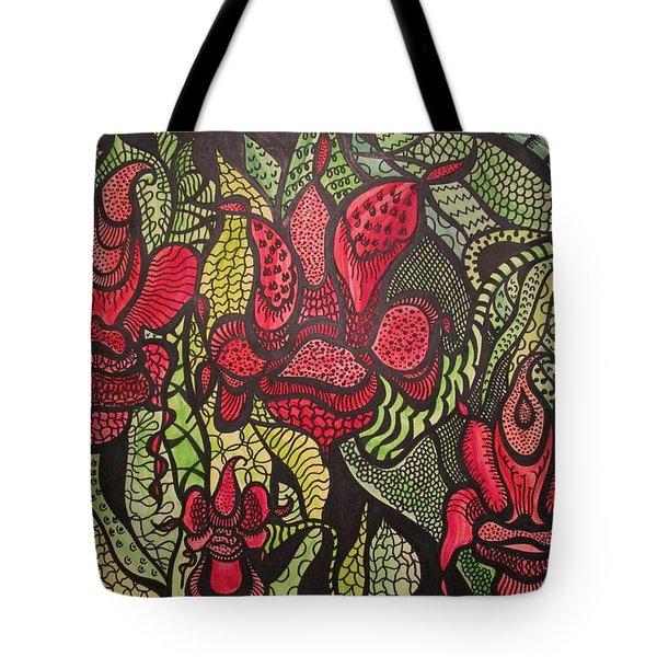 Wild Things  Tote Bag