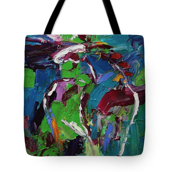 Wild Wind Horse 17 Out Of 100 2014 Tote Bag