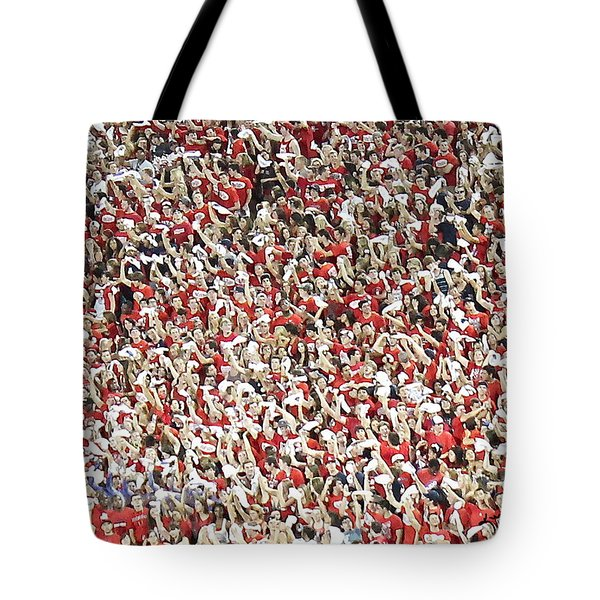 Wildcats Tote Bag by Kume Bryant