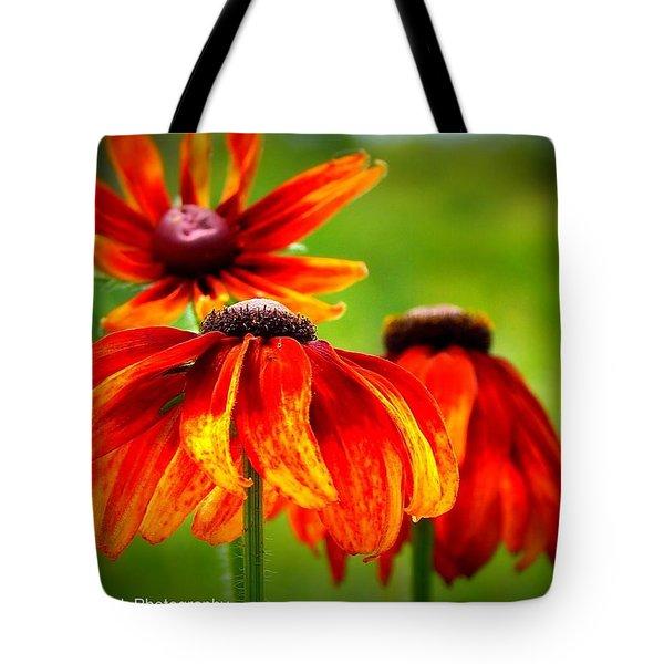 Wildest Bloom Tote Bag
