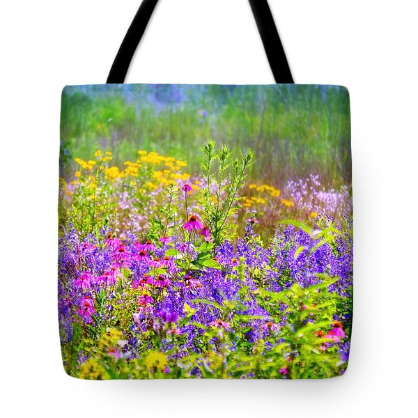 Wildflower Beauty  Tote Bag